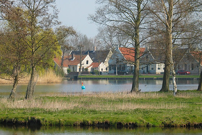 Our old house in Broek in Waterland
