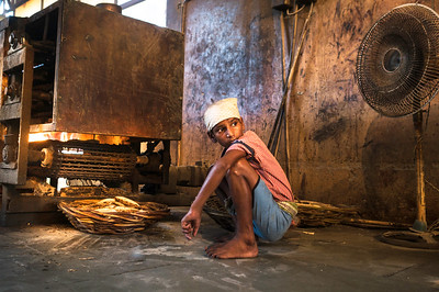 A roti making machine (donated by a Lebanon based devotee) is being used now, which can churn out 25,000 rotis in just 1 hour helped further to reduce the use of coal.