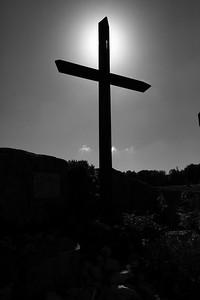 croce in controluce