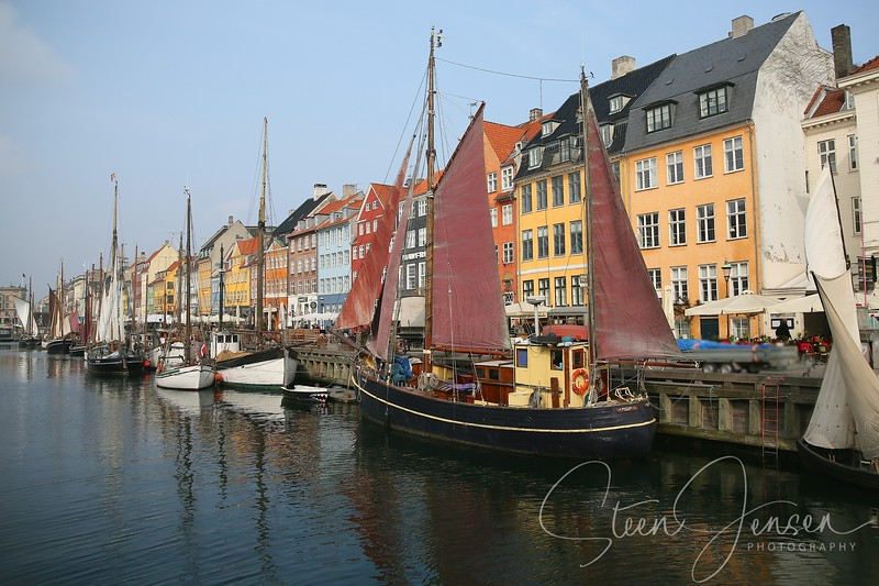 Reportage; Filming; The Danish Girl; Nyhavn;