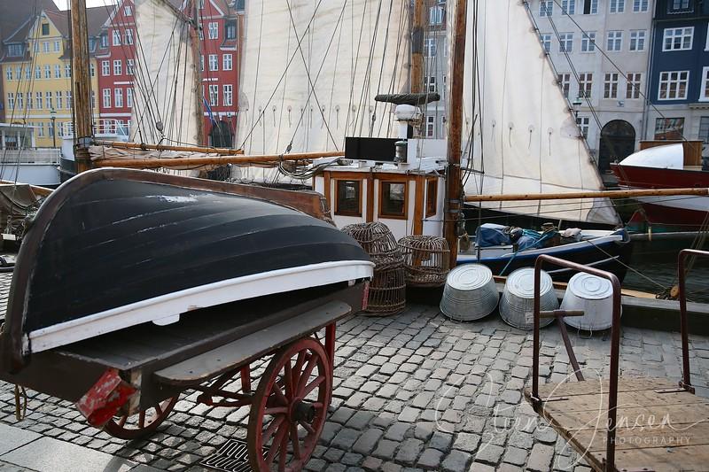 Reportage; Filming; The Danish Girl; Nyhavn;