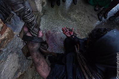 Il sacrificio del Battileddu
