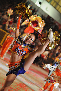Chingay, Singapore Chingay 2011, Singapore, Singapore Festival, Mega festival, Chinese New Year, celebration, Lunar New Year, dance, performances, dancers, event,