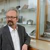 Prof. Dr. Klaus G. Nickel, Mineralogie, Bionik-Forschung, Universität Tübingen, Deutschland