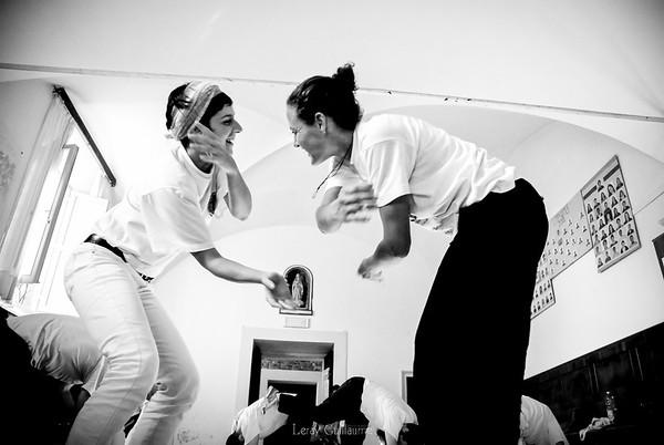 Un mondo di Capoeira