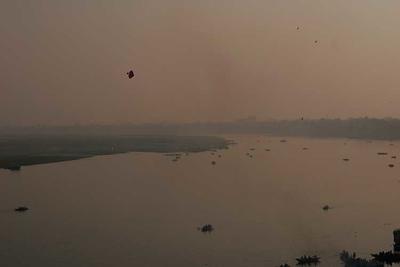 Ganga river, Benares, Varanasi, India