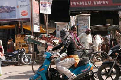 Kathmandu street, 2008