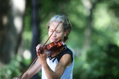 Bokeh Stradivarius