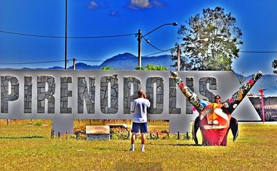 Cavalhadas 2011 em Pirenópolis