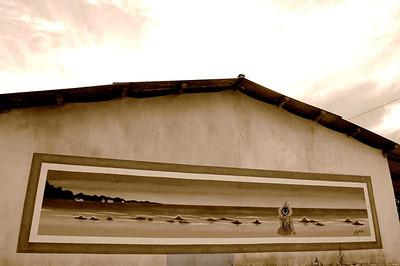 Aldeia Pataxó, Monte Pascoal, 2009