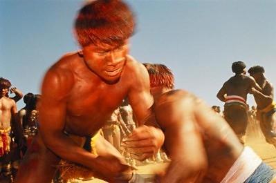 Kuarup de Orlando Villas-Boas, Xingu, 2003