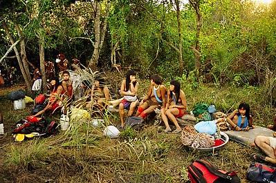 Kuarup de Orlando Villa-Boas 2003  copyright (c) 2007 Juliano Serra