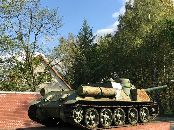 Ehrenmal der Roten Armee in Ravensbrück