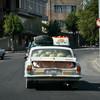 Rues d'Erevan.<br /> Yerevan street.