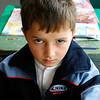 Portraits réalisés lors de la distribution de kits scolaires par Mission Enfance, dans des écoles d'Arménie et du Karabagh.