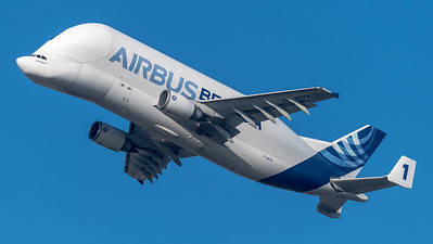 Airbus Transport International / Airbus A300B4-608ST / F-GSTA