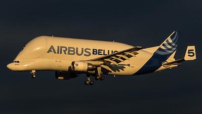 Airbus Transport International / Airbus A300B4-608ST / F-GSTF
