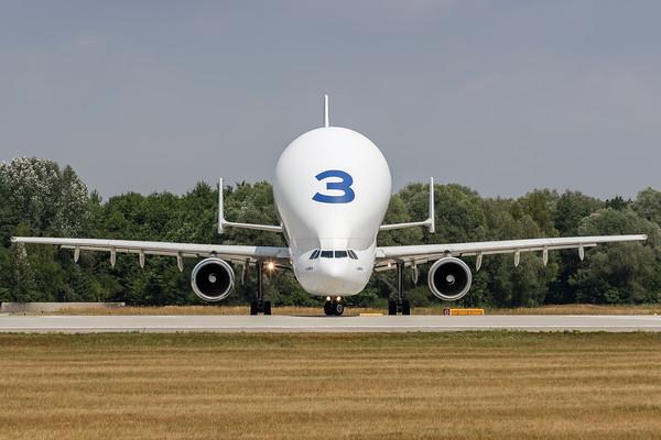 Airbus Transport International / Airbus A300B4-608ST / F-GSTC