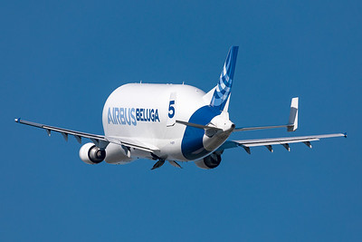Airbus Transport International / Airbus A300B4-608ST Super Transporter / F-GSTF