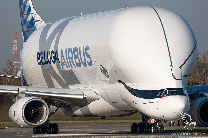 Airbus Transport International / Airbus A330-743L / F-WBXL