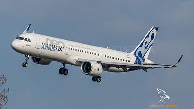 Airbus Industries / Airbus A321-271N / D-AVXA