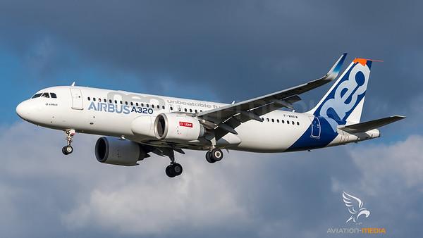 Airbus Industries / Airbus A320-251N / F-WNEW