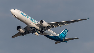 Airbus Industries / Airbus A330-941 Neo / F-WTTE
