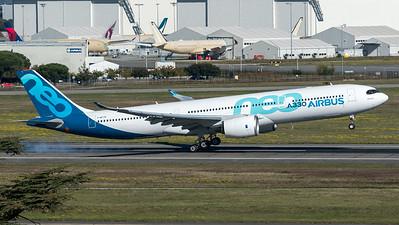 Airbus Industries / Airbus A330-941 Neo / F-WTTN