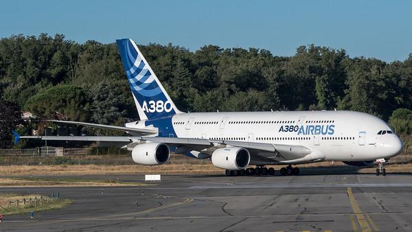 Airbus Industries / Airbus A380-841 / F-WWOW