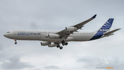 Airbus Industries / Airbus A340-311 / F-WWAI