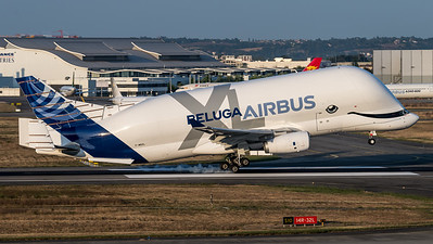 Airbus Industries / Airbus A330-743L / F-WBXL