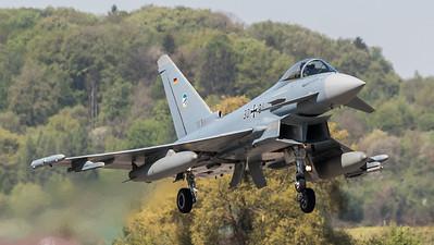 German Air Force TLG74 / Eurofighter Typhoon / 30+94