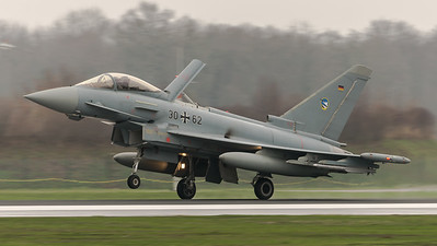 German Air Force TLG74 / Eurofighter Typhoon / 30+62