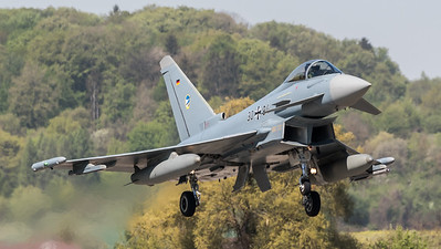 German Air Force TLG74 / Eurofighter Typhoon / 30+94
