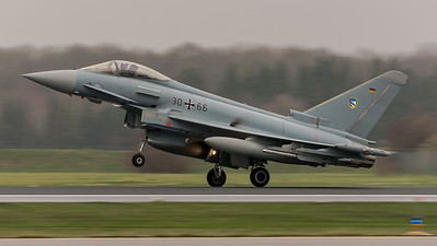 German Air Force TLG74 / Eurofighter Typhoon / 30+66