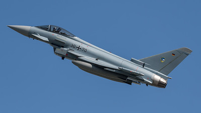 German Air Force TLG74 / Eurofighter Typhoon / 30+70