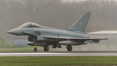 German Air Force TLG74 / Eurofighter Typhoon / 30+82