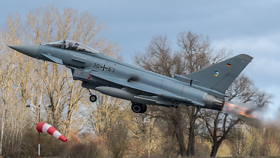 German Air Force TLG74 / Eurofighter Typhoon / 30+63