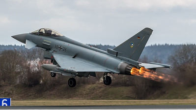 German Air Force TLG74 / Eurofighter Typhoon / 30+26