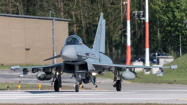German Air Force TLG74 / Eurofighter Typhoon / 30+93