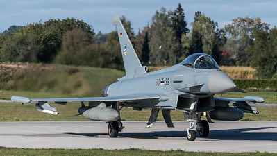 German Air Force TLG74 / Eurofighter Typhoon / 30+39