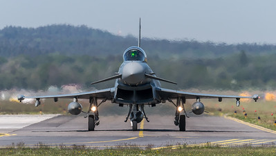 German Air Force TLG74 / Eurofighter Typhoon / 31+25