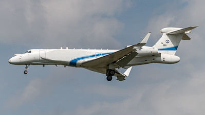 Israeli Air Force 122 Squadron / Gulfstream G550 Nashon Eitam / 569