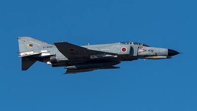 JASDF 301 Hikotai / McDonnell Douglas F-4J Phantom II / 07-8434