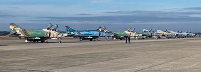 JASDF 301 & 501 Hikotai / McDonnell Douglas F-4J, RF-4E & RF-4J / Various