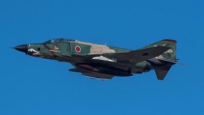 JASDF 501 Hikotai / McDonnell Douglas RF-4E Phantom II / 57-6907