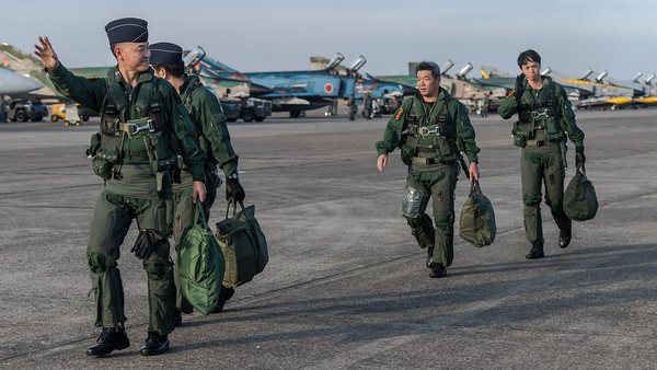 JASDF / RF-4E Crews