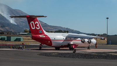 Neptune Aviation Services / BAe 146-200 / N475NA