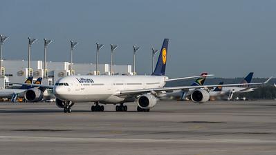Lufthansa / Airbus A340-642 / D-AIHB