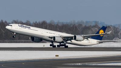 Lufthansa / Airbus A340-642 / D-AIHS